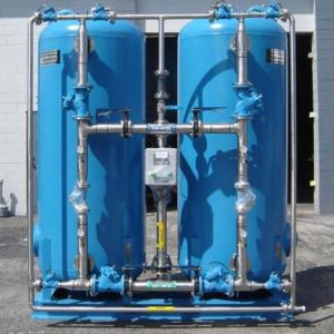 Water Treatment Plant (Water Softener Plant)