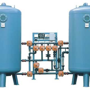 b.3 Water Softener Plant